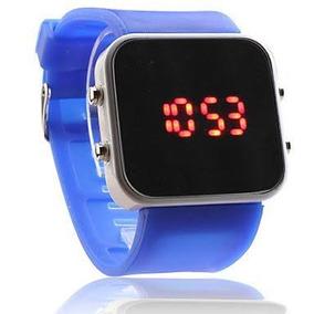 Relógio Led Watch Unissex