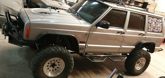 Jeep Cherokee Cherokee Sport 4x4 At 2001