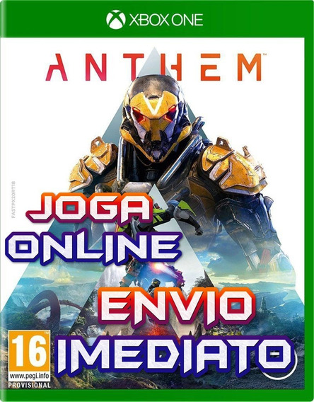 Anthem Xbox One - Mídia Digital
