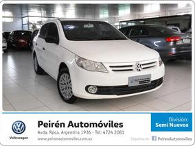 Volkswagen Gol G5 Sedan Power 2010 C/aire Y Dirección