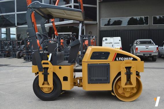 Compactador De Asfalto Ltc203p Liangong