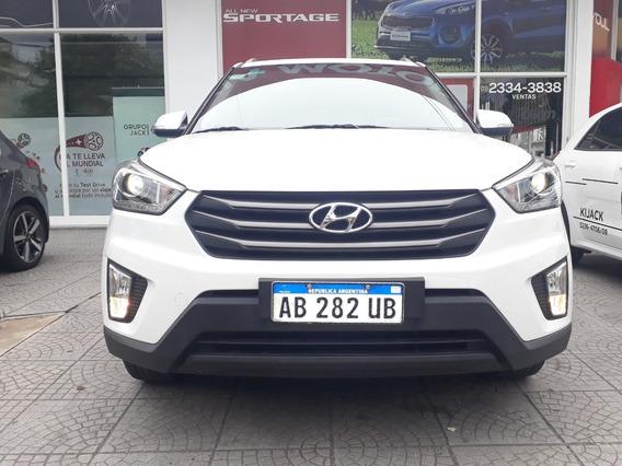 Hyundai Creta 1.6 Automática