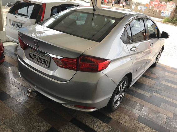Honda City 1.5 Exl Flex Aut. 4p 2016