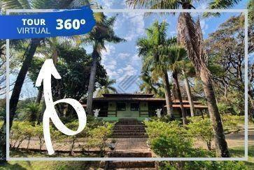 Sítio Com 4 Dormitórios À Venda, 153000 M² Por R$ 4.500.000,00 - Aparecidinha - Sorocaba/sp - Si0141