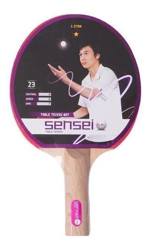 Sensei Paleta Ping Pong -  1 Star