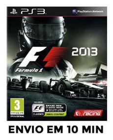 Formula 1 F1 2013 Ps3 Psn