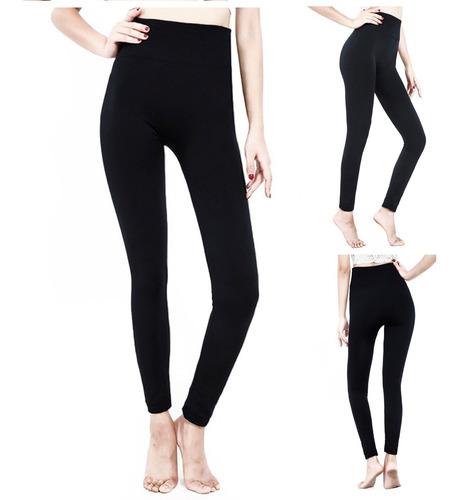 Leggins Ropa Invierno Termica Pantalon Mujer Fleece  Frio