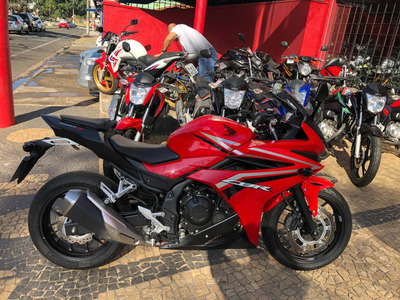 Honda Cbr 500 Modelo Novo
