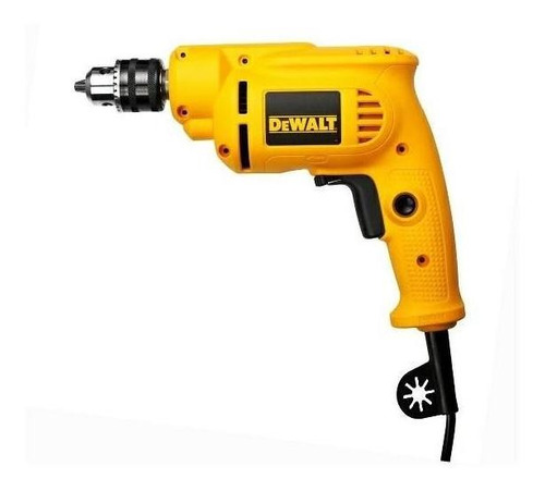 Taladro Rotación 1/4' Industrial De 550w Dewalt Dwd010-b3