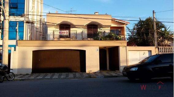 Casa Comercial De 280 M² Para Locação, Parque Monte Líbano - Mogi Das Cruzes - 1517