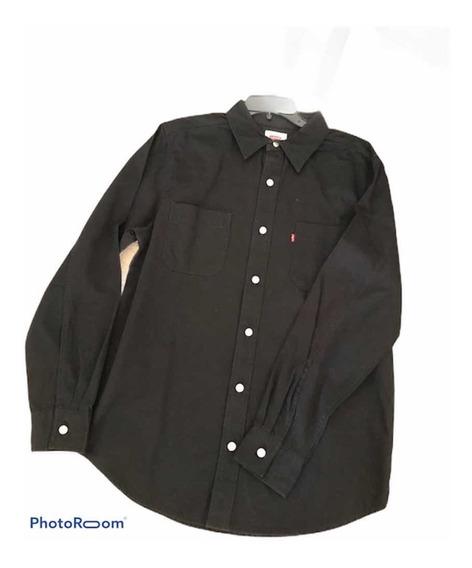 Camisa Jean Levis Para Hombre