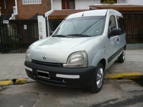 Renault Kangoo Vidriada Con Asientos.aire Y Direccion