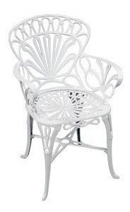 01 Mesa + 02 Cadeiras + 01 Banco 2 Lug Primavera - Jardim