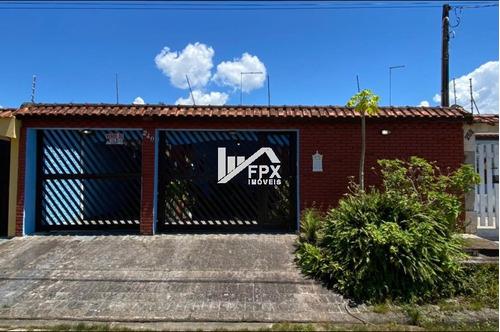 Casa Com Piscina Em Itanhaém, Lado Praia Ca287-f