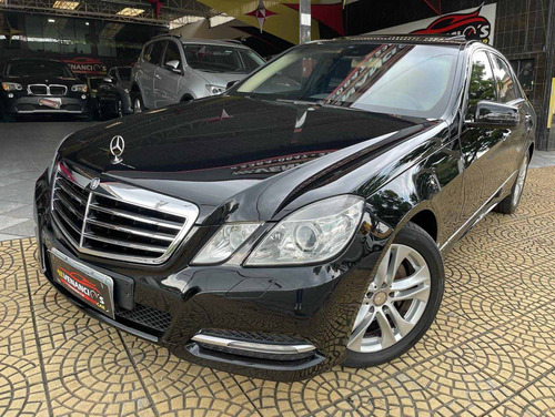Mercedes-benz E 350 3.5 Avantgarde Executive V6 Gasolina 4p