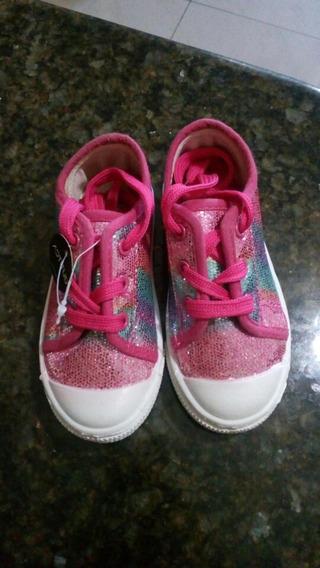 Zapato Actitud Para Niña Talla 25