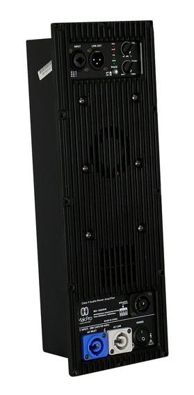 Amplificador Para Ativação De Sub Makpro 1600w Rms Nfe