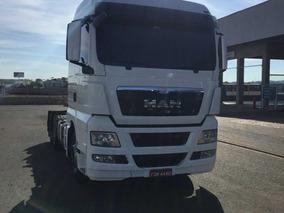 Man Tgx 28440 - 6x2- 2014 - Automatizado