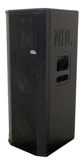 Caixa De Som Passiva Line Array Vertical 2x12 + Ti 1000w Pro