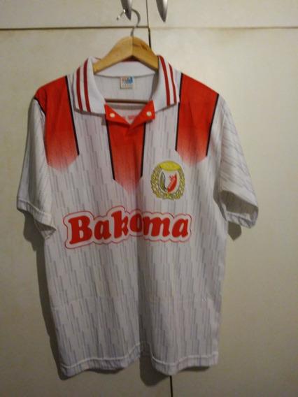Camisa Widzew Lodz 1996 - Polônia - Importada, Raridade!!!
