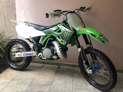 Imagem 1 de 6 de Kawasaki Kx250