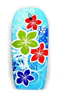 Tabla Surf Bodyboard Flotador Piscina Playa 90cm