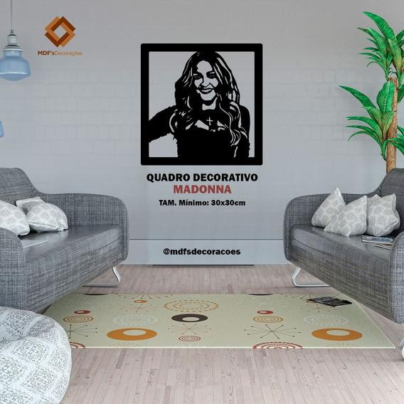 Quadro Decorativo Madonna