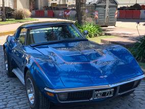 Chevrolet Corvette Stingray 454 1971 Madero Motors