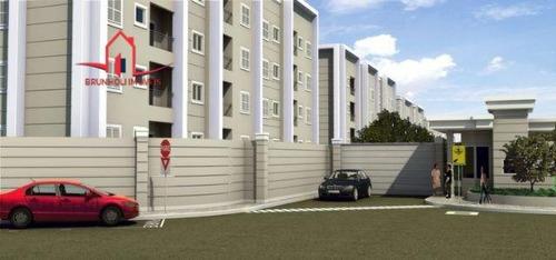 Apartamento A Venda No Bairro Centro Em Vinhedo - Sp.  - 1441-1