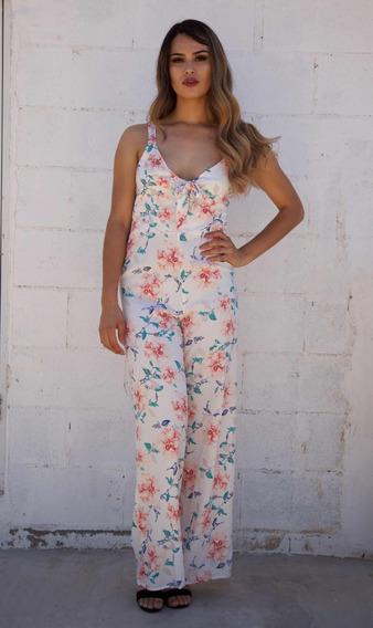 Jumpsuit Fresco Floral, Outfit De Verano