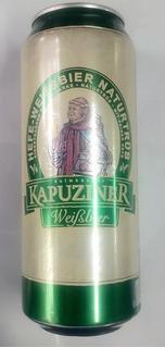 Cerveza Alemana Kapuziner X 500 Cc