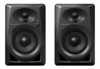 Pioneer Par Monitores Estudio Dm40 Activo 4 Musicapilar