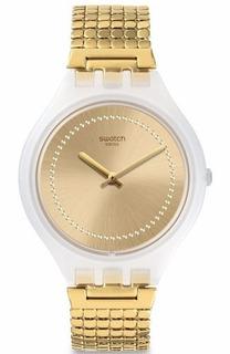 Reloj Swatch Skinglance Small Svow104gb | Agente Oficial