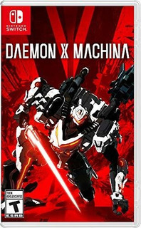 Juego Daemon X Machina Para Nintendo Switch Nuevo Y Sellado