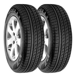 Paquete De 2 Llantas 205/55 R16 Pirelli P7 91v Dot 2019