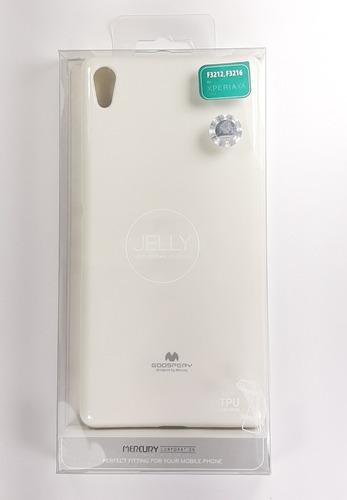 Funda Xperia Xa Ultra  Mercury Goospery Jelly Case