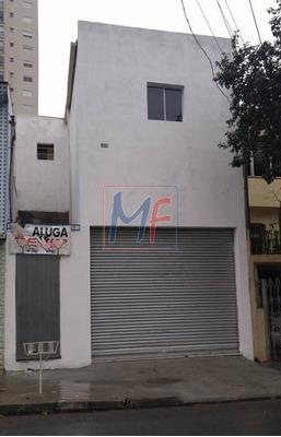 Ref 8663 - Conjunto Comercial Para Locação No Bairro Vila Regente Feijó, 200 M, Cinco Imóveis Em 1 , Loja E Salas , Todas Independentes ! - 8663