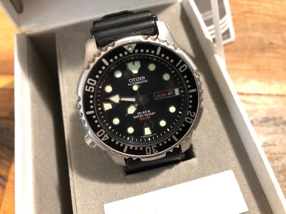 Relógio Citizen Promaster Automatic Divers 200m Ny0040-09e
