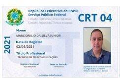 Responsável Técnico Por Provedor De Internet - Reg. Cft