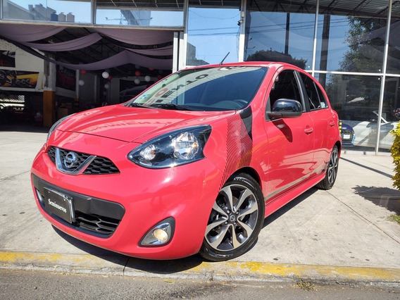 Nissan March 1.6 Sr Navi Mt 2018