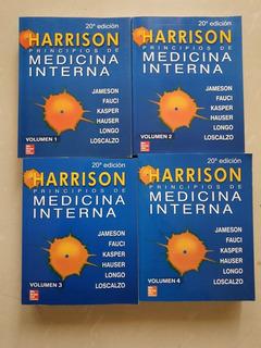 Medicina Interna Harrison 20va Edición