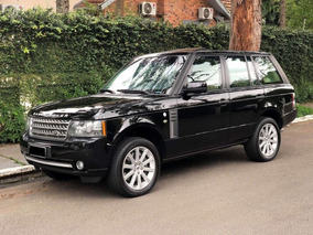 Land Rover Range Rover Vogue 5.0 V8 Se Supercharged 5p 2011