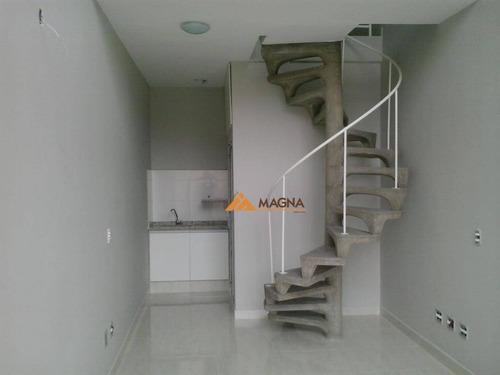 Imagem 1 de 5 de Loja Para Alugar, 24 M² Por R$ 1.800,00/mês - Jardim Irajá - Ribeirão Preto/sp - Lo0075
