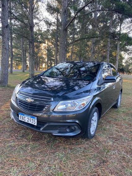 Chevrolet Prisma 2017 1.0 Lt 78cv