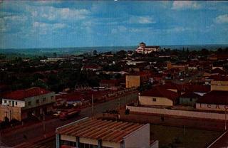Ipa-50195- Postal Ibipora, P R - Vista Parcial