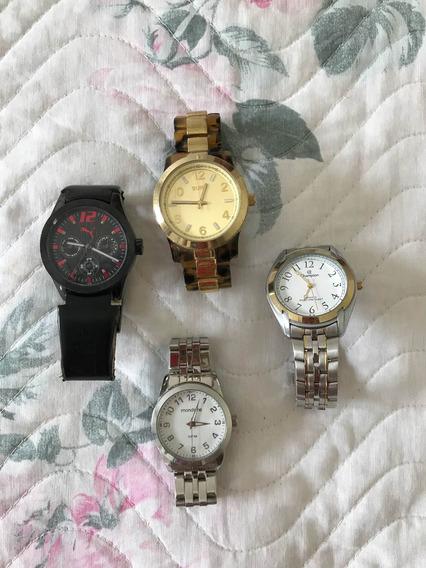 Relógios Originais!