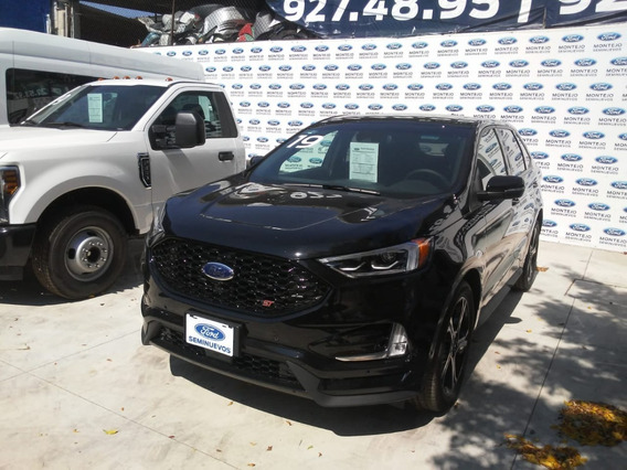 Hermosa Ford Edge St Mod 2019