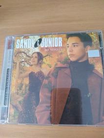 Cd Sandy & Júnior - Ao Vivo 4 Estações