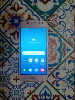 J5 Pro Samsung Dourado