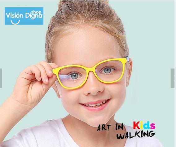 Lentes Kids Para Tablet Y Computadora,filtro Luz Azul Y Uv